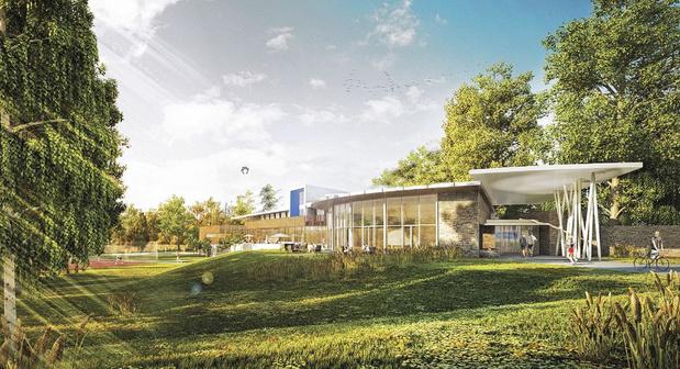 Aspria Solvay ouvrira en 2021