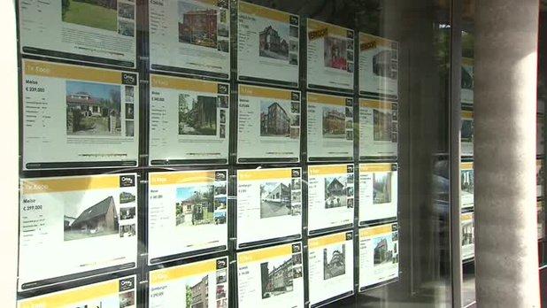 Léger refroidissement du marché immobilier en 2020, après une année 2019 record